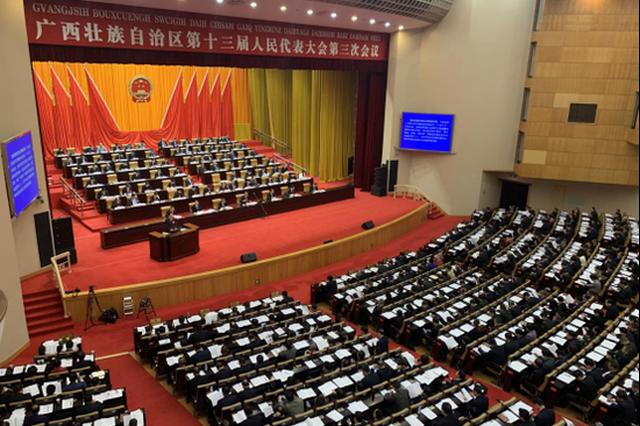 广西人民检察院工作报告获高票通过
