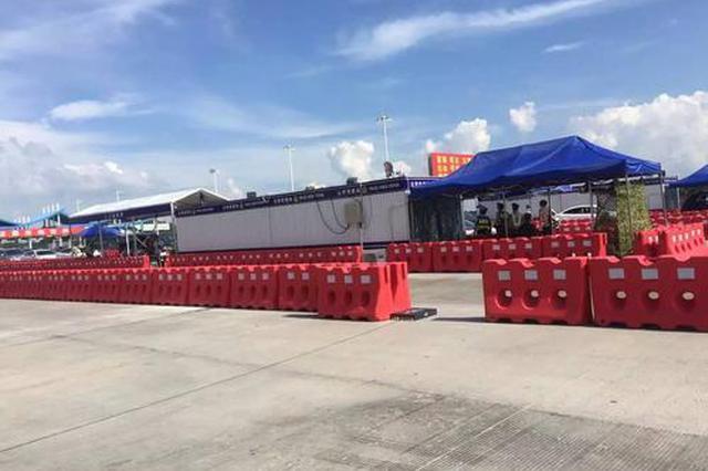 南宁将全面启用公路环邕检查站 加强旅客排查管理