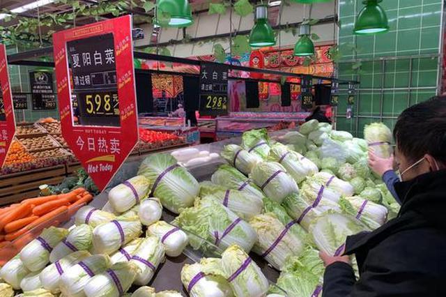 白菜一棵要四五十元?南宁市场监管局到涉诉超市检查