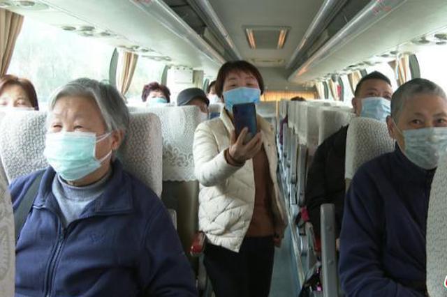 武汉游客结束医学观察:将来碰上巴马朋友 请吃热干面