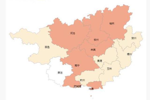 广西新增4例详情公布 南宁3例北海1例!累计确诊226例