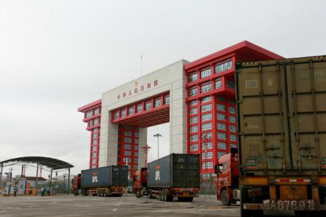 广西口岸有序恢复通关 助国际产业链企业复工复产