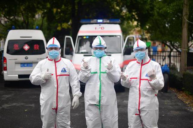 怕,总得有人上!桂林南溪山医院救护车三人组的故事