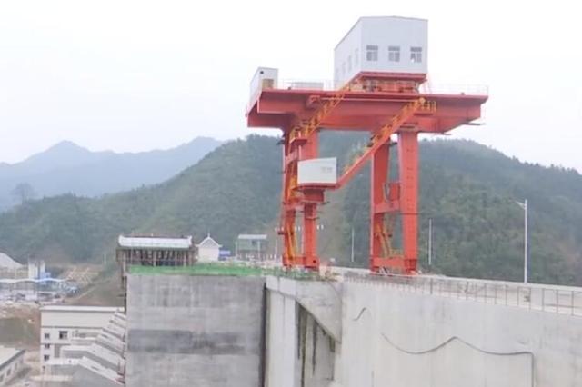 广西重点项目落久水利枢纽工程复工 预计今年内完工
