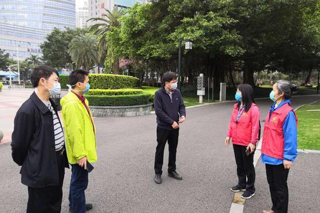 自治区文化和旅游厅党员干部下沉社区开展防疫