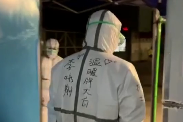 广西支援湖北男护士:希望继续去支援重症团队