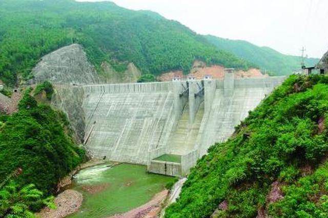 桂林市开始进入汛期 漓江水库群打响今年防汛保卫战