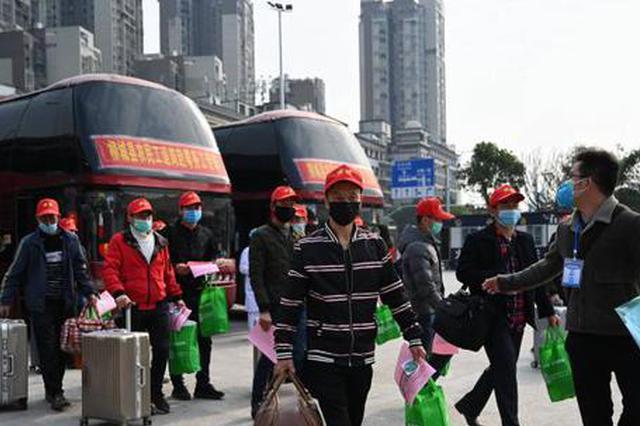 柳州市重点企业复工率达98.9% 规上企业已全部复工