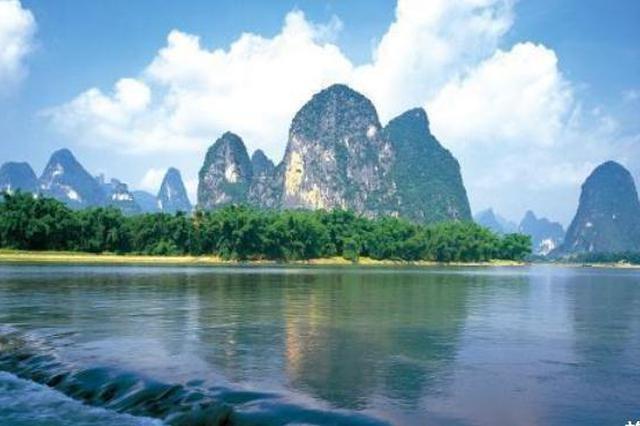 桂林入汛两周两轮强降雨 及早防范漓江无险情