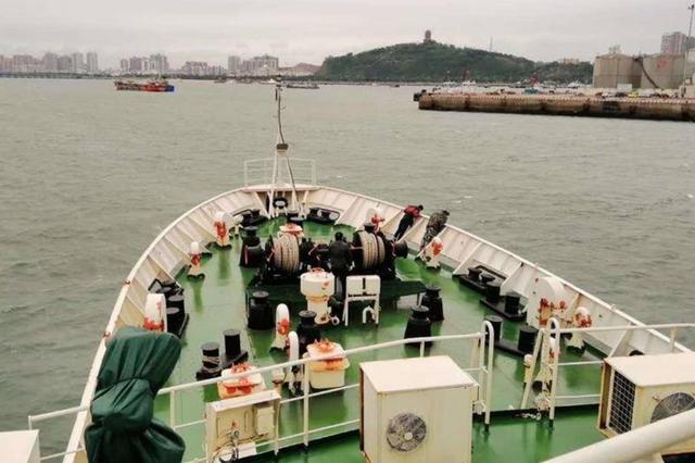 广西渔船遇险4名失联人员系一家四口 仍在搜寻中