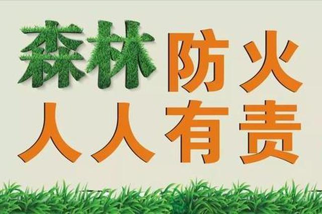 三部门派六督查组督导广西等九地森林草原防灭火工作