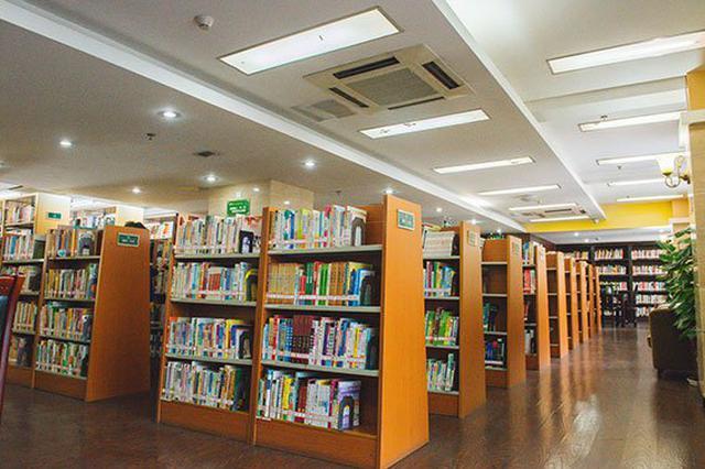 广西图书馆今日起调整开放时间 每逢周一例行闭馆