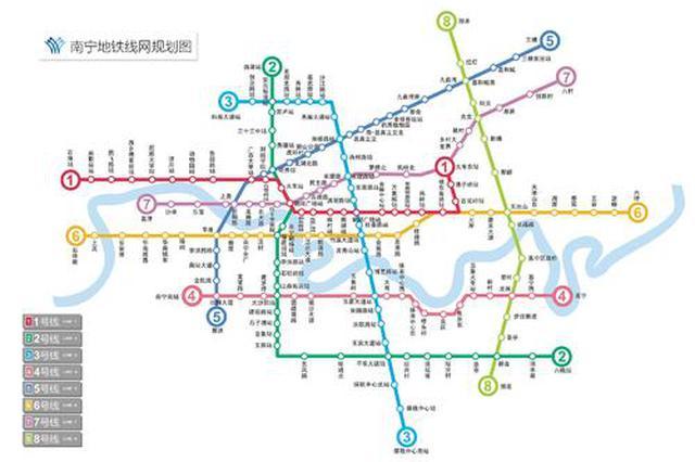 新进展!南宁地铁2号线东延线和4号线提前实现电通