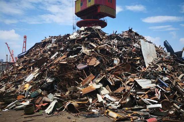 一团伙从广西走私出口废钢4万吨 主犯获刑10年