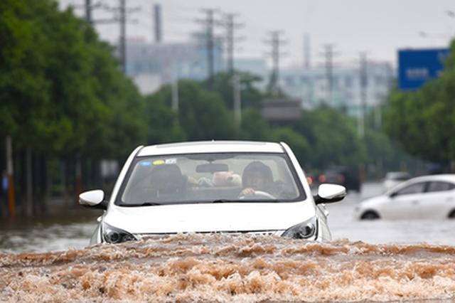 南宁市积水路段Top10!雨天出行途径这些路段要当心
