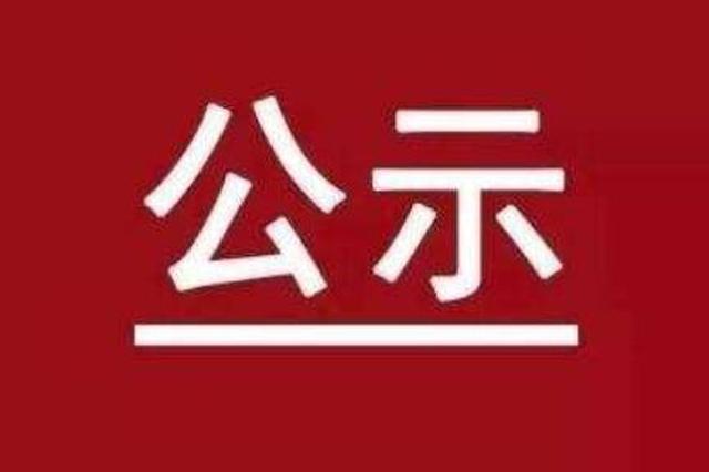 重磅!2020年广西劳动模范、先进工作者推荐人选公示