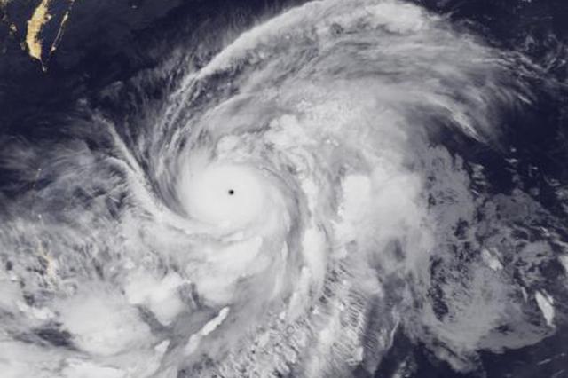 """风雨齐袭!台风""""鹦鹉""""将于14日傍晚前后进入广西"""