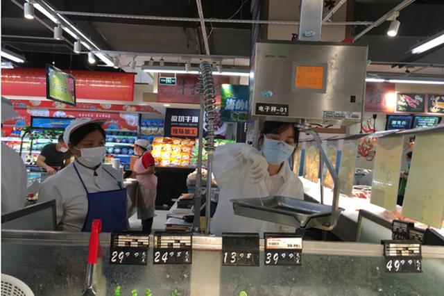 南宁疾控抽样检测22家超市和农贸市场 结果全为阴性