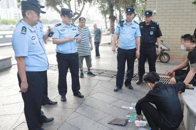 视频追踪10多天 南宁警方火眼揪出潜逃21年嫌犯