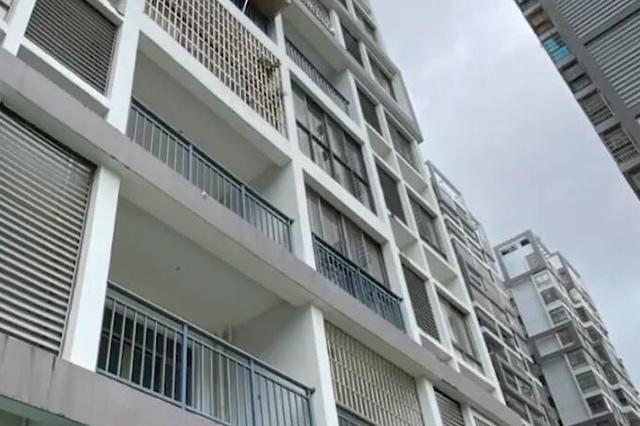 广西3岁女童从12楼坠落奇迹生还 医生:绿化带有缓冲
