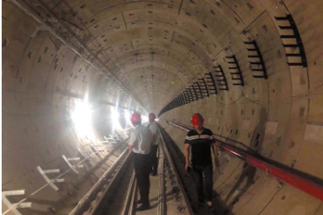 最新进展!南宁地铁5号线一期工程南段实现轨通