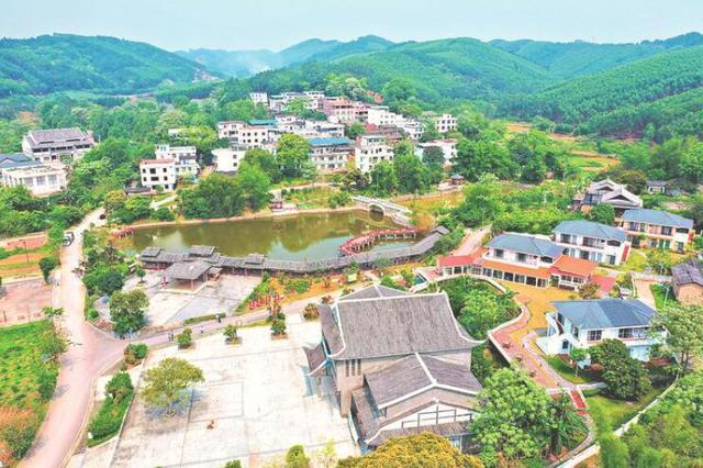 中国美丽休闲乡村名单出炉 南宁施厚村光荣上榜