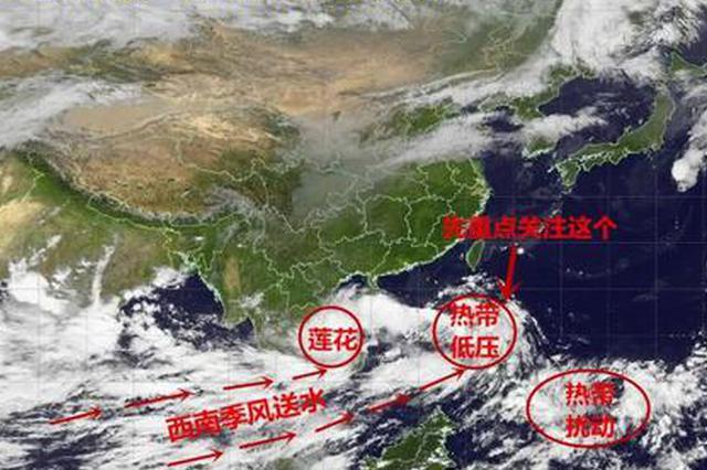 入秋成功!广西未来几天冷空气活跃 秋台风也来凑热闹