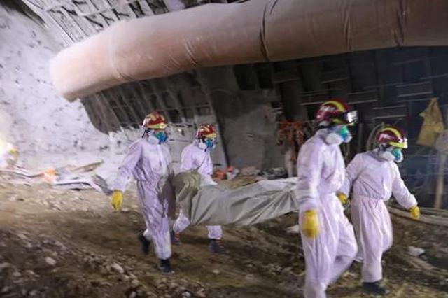 62天全力救援 乐业隧道塌方又发现1名被困人员遗体