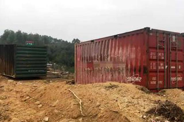 兰海高速上里挂,货车突然撞上护栏对于偷,司机事发前打瞌睡了