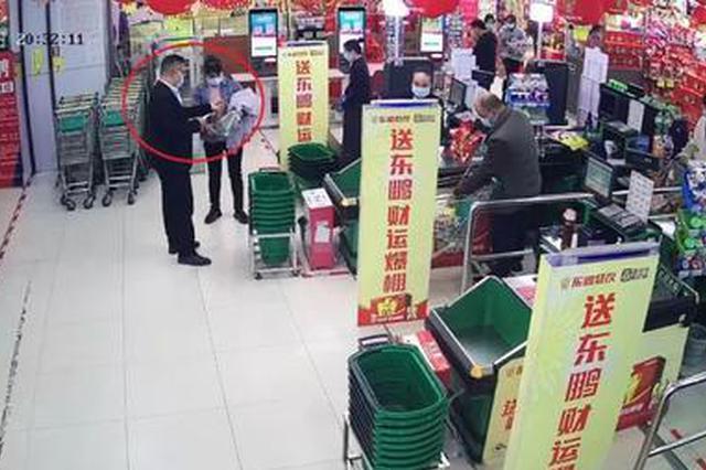 南宁一超市女员工每次偷一斤排骨一斤猪肉 理由竟是这个