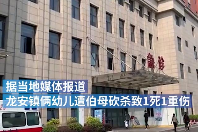 广西两幼儿遭伯母砍杀致1死 警方回应:已控制嫌疑人