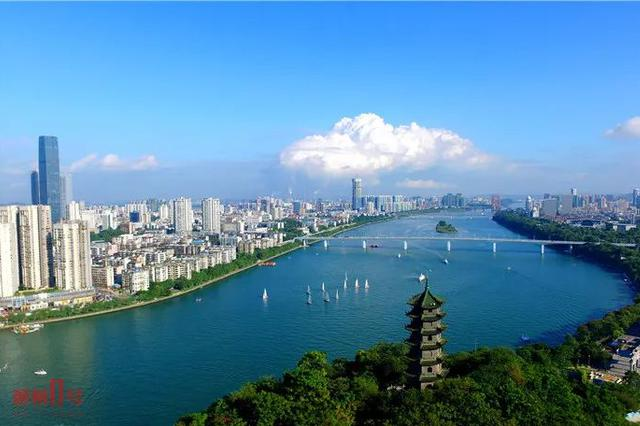 第一季度广西6市水质跻身全国前10名 柳州再夺第一