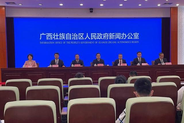 未来五年广西将建成9条铁路通道 新增12条出省高速