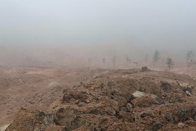 广西岑溪花岗岩矿山环保问题20多人被问责