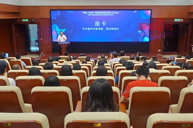 宣传推介城市品牌!柳州市网络内容创作者培养活动启动