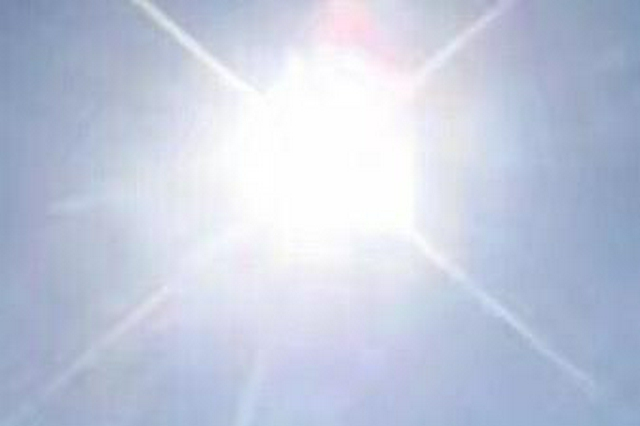 """广西未来两天高温持续""""燃烧"""" 大部最高气温超35℃"""