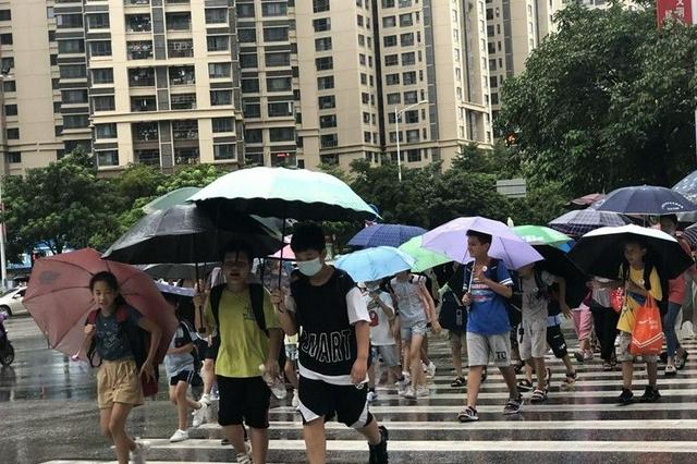 未来三天广西降雨减弱 炎热重回主战场