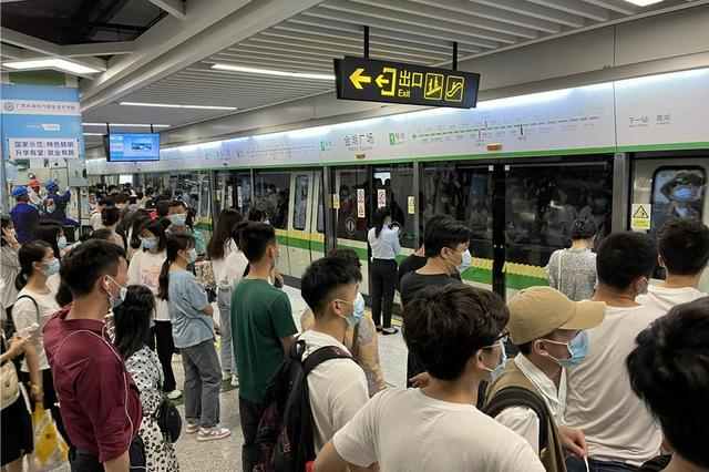有调整!地铁中秋节当天南宁地铁运营时间延长至24时