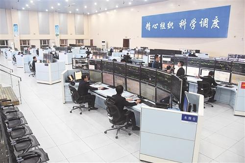 中国铁路南宁局集团有限公司调度所是南宁铁路系统指挥中枢