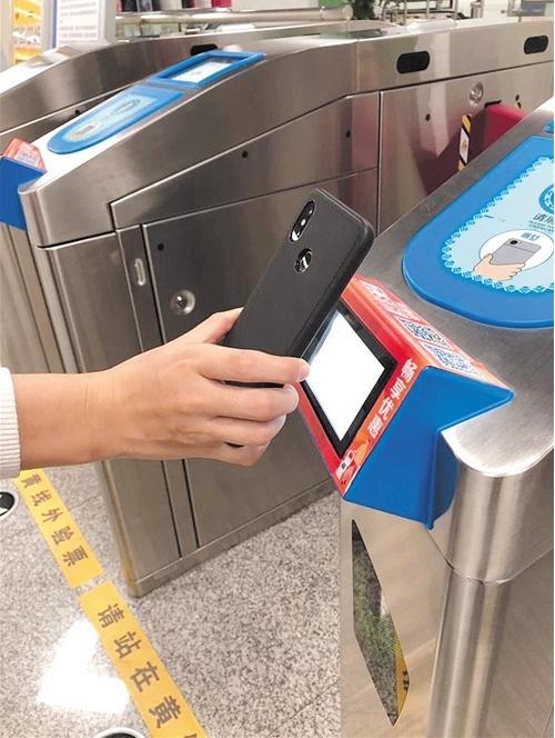 南宁地铁开通二维码乘车功能 25日前刷码享7.8折