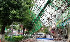 """红色预警!台风""""山竹""""来了,16日晚到17日,广西迎来强降雨"""