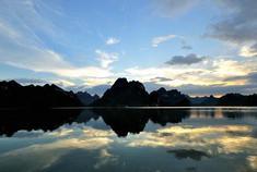 冬日里的绿野仙踪——上林大龙湖