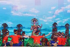 靖西新春民俗文化旅游节开幕