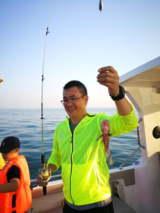 涠洲岛海钓