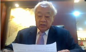 中国—东盟商务协会会长丹斯里拿督斯里林玉唐