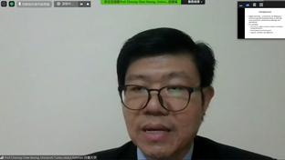 马来西亚拉曼大学副校长钟志强