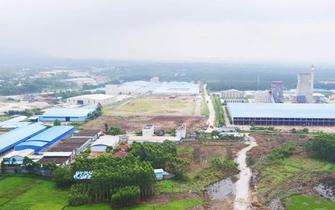 覃塘区推进工业产业优化升级