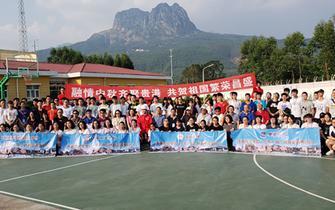 百名香港学生到贵港研习考察