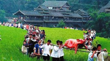 广西各地春节游玩攻略