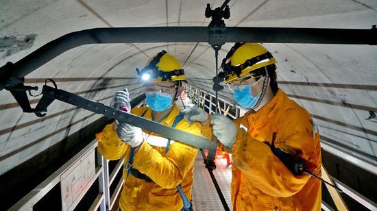 黔桂铁路改造11年来完成最大规模集中整修